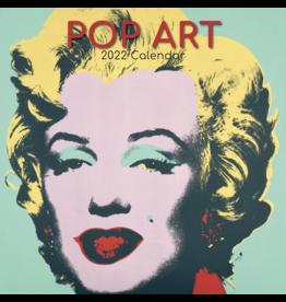 kalender 2022 - 30x30 - pop art