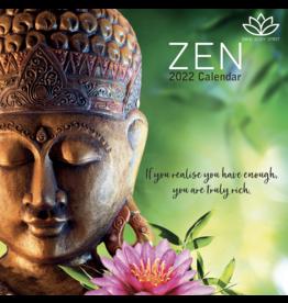 calendar 2022 - 30x30 - zen