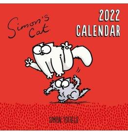kalender 2022 - 30x30 - Simon the cat