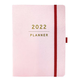 Graphique agenda 2021-2022 - 18mths - nepleer - roze