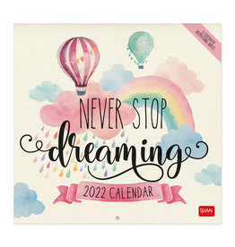 kalender 2022 - spreuken