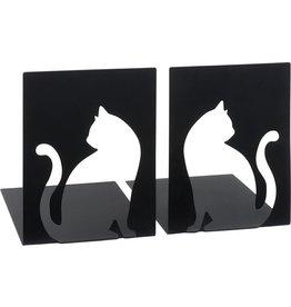 bookend - cat silhouetten (1)