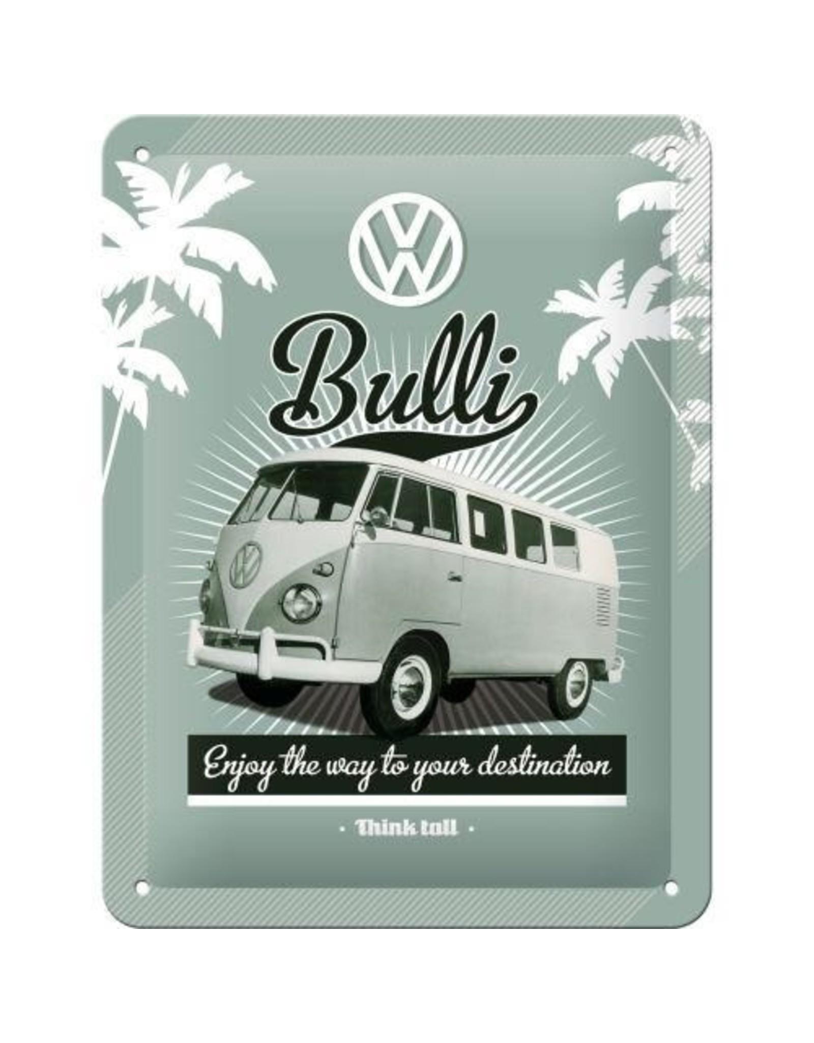 sign - 15x20 - VW Bully (4)