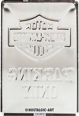 sign - 20x30 - Harley Davidson Parking (3)