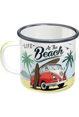enamel mug - At the beach (4)