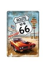 Nostalgic Art card - Route 66 (5)