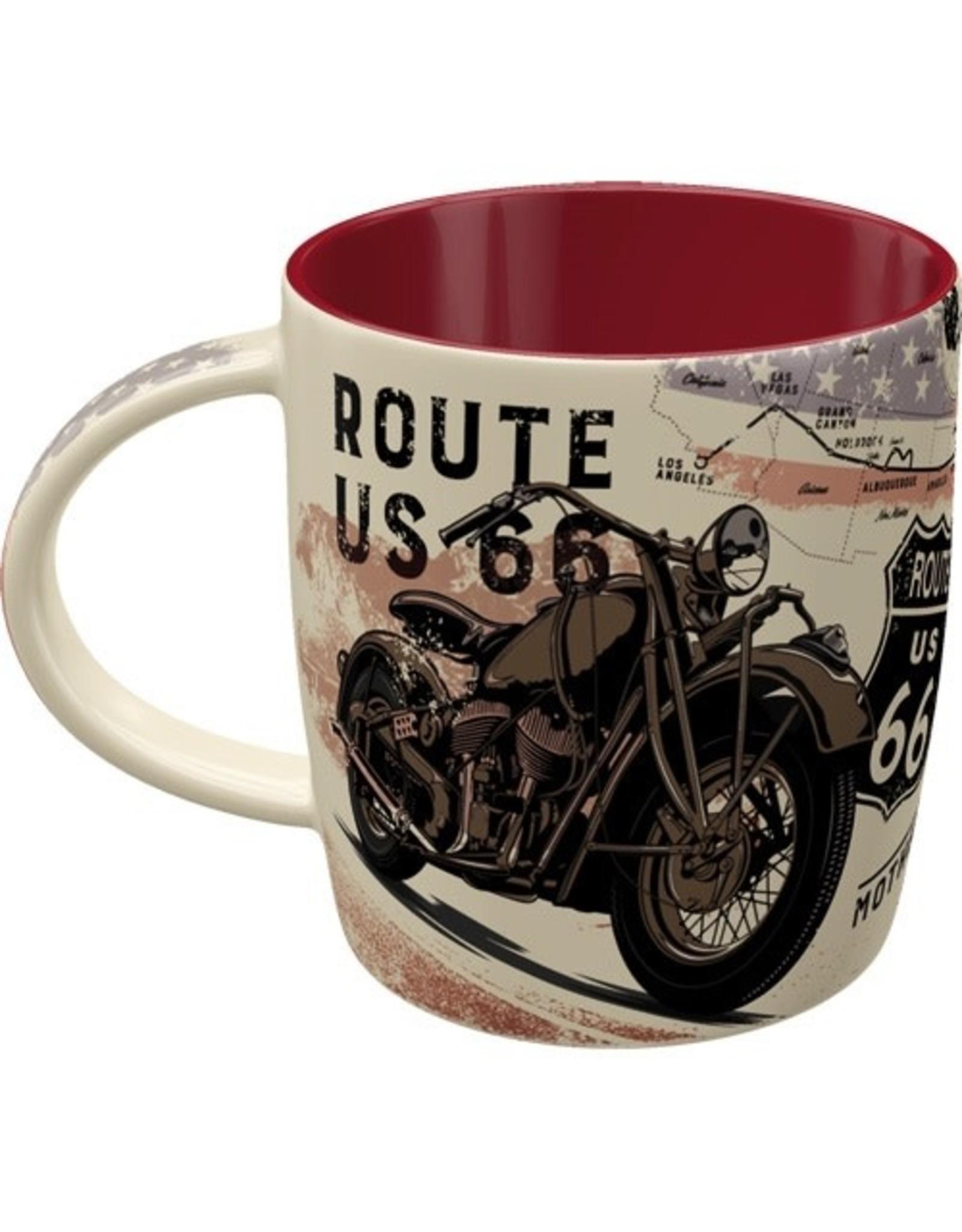 mug - Route 66 Bike map (4)