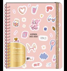agenda 2021/22 - 18 maanden -  Love