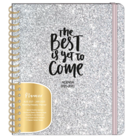 diary 2021/22 - 18 months - the best is yet to come