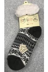 Lietho winter stockings (zwart/grijs/wit) - 39-42