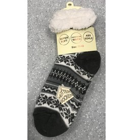 Lietho winter socks - Norway (black/grey/white) (39-42)