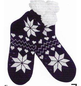 Lietho winter socks - Norway (black/white) (35-38)