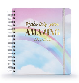 agenda 2021/22 - 18 maanden - make this year amazing