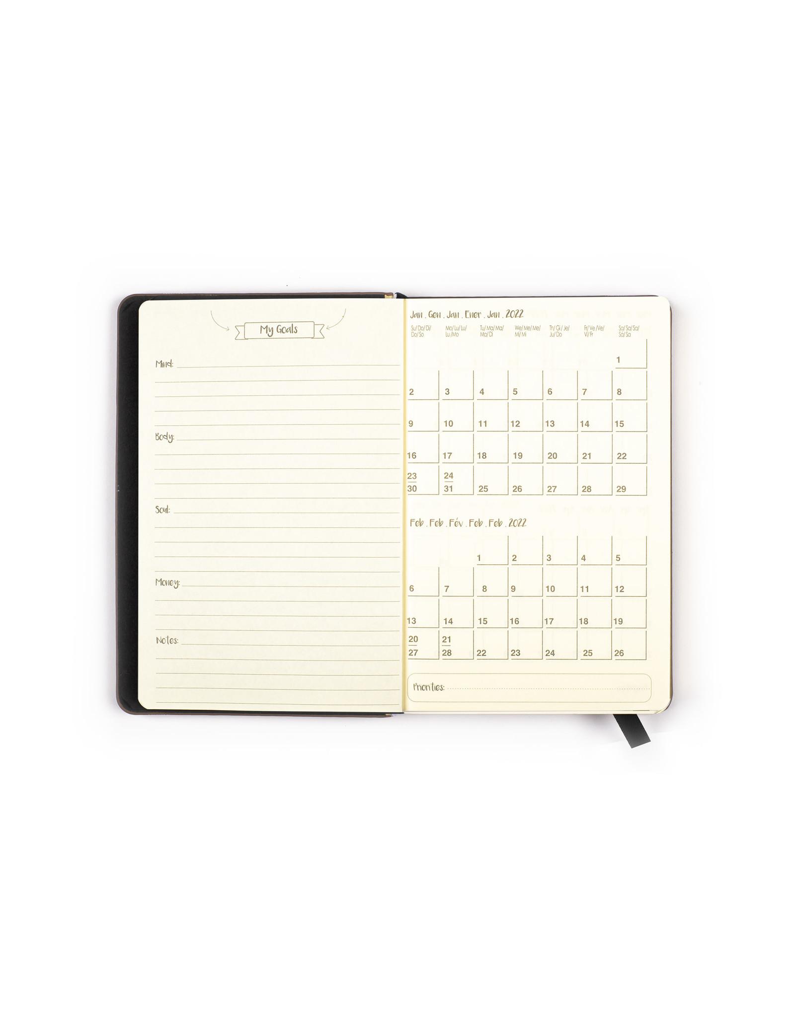 Tri Coastal diary (12 months) 'love'