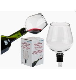 decanter - glass bottle cap