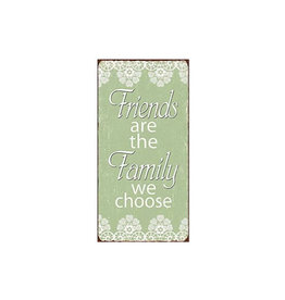La Finesse magneet - friends are the family …