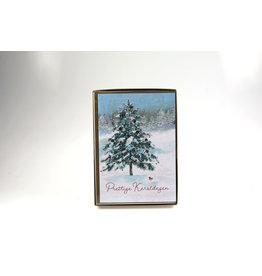 Christmas box - highline traditional