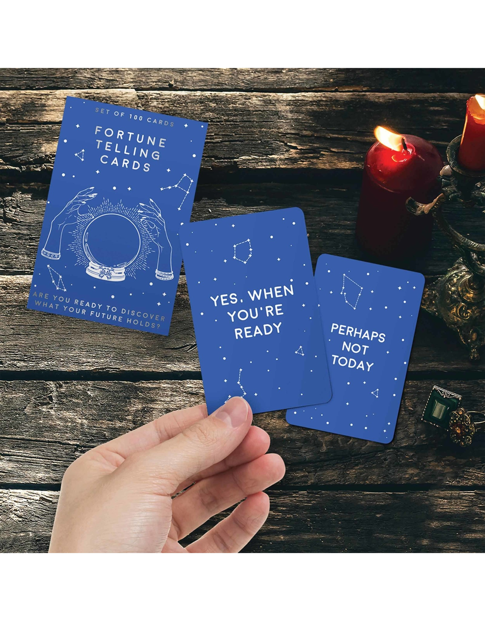 Gift Republic 100 fortune telling cards