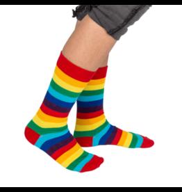 Out Of The Blue sokken - regenboog in blik