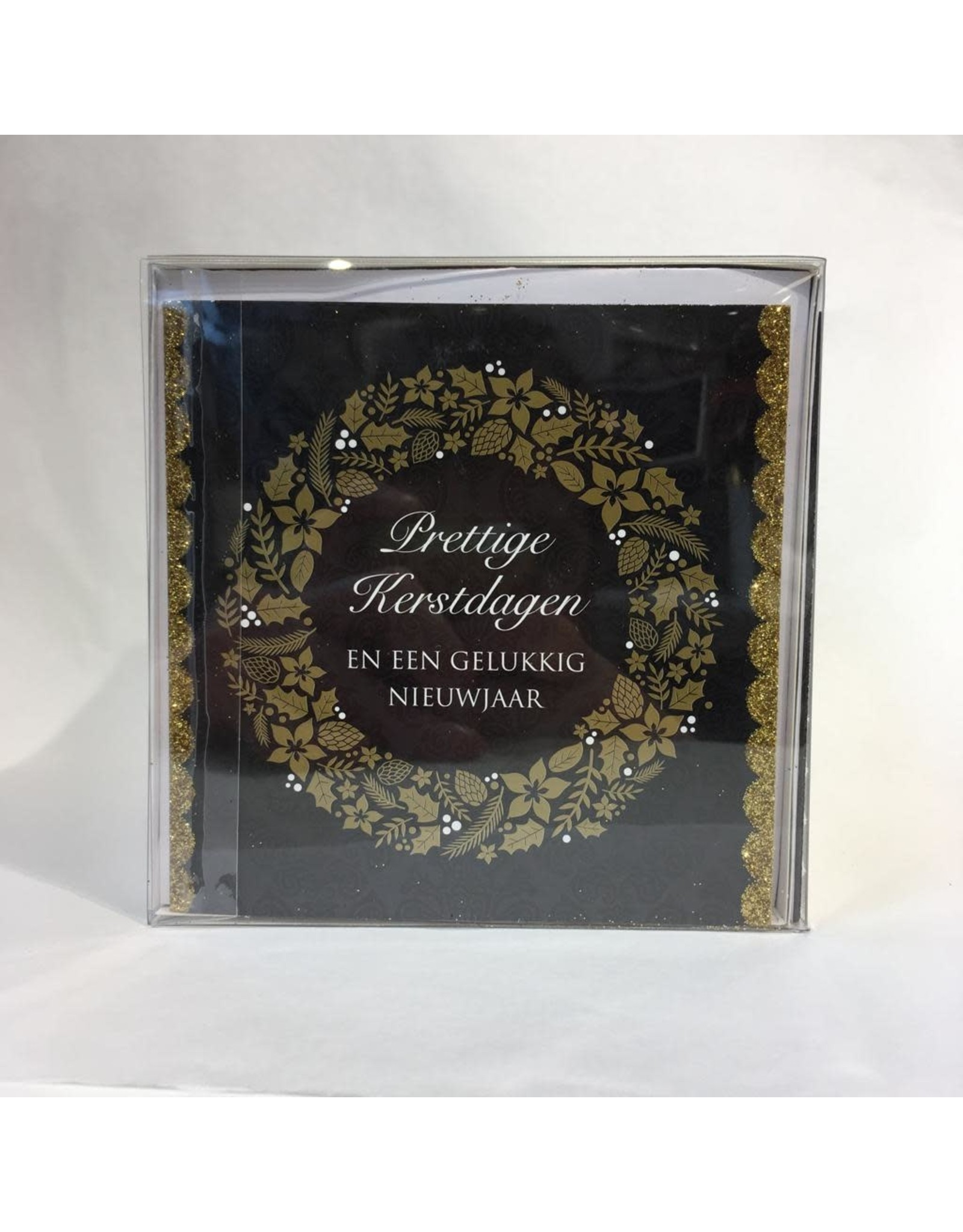 """Christmas cards in box """"Glitter & Glamour"""""""