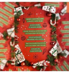 Christmas box - around the world