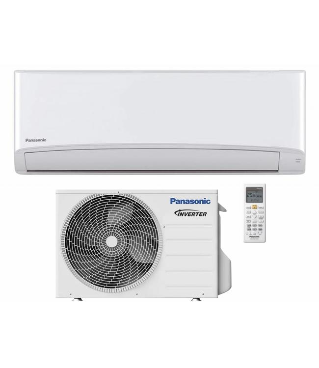 Panasonic TZ60 SET (180 m3 / 6,3 kW)