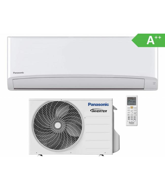 Panasonic TZ25 SET (75 m3 / 2,5 kW)