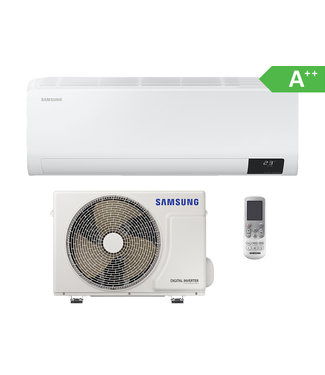 Samsung Luzon 09 SET (75 m3 / 2,5 kW)