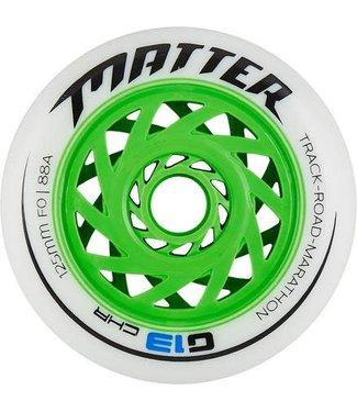 Matter Matter G13 CHR Wiel 125mm - Per Stuk