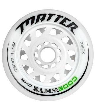 Matter Matter Code White CHR Wiel 125mm - Per Stuk