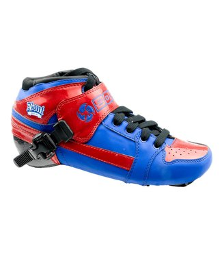 Bont Bont Pursuit Blue/Red Skeelerschoen
