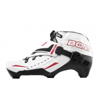 Bont Bont Jet 3pt Skeelerschoen White/Red
