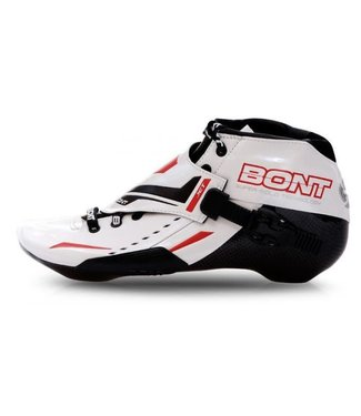 Bont Bont Jet Shorttrackschoen White/Red