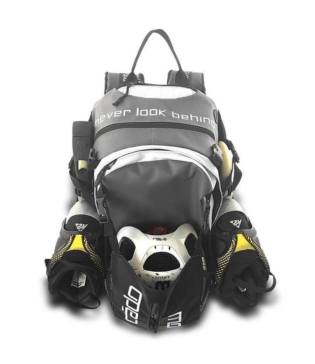 48afb49773f CadoMotus Waterflow Backpack - Hyro Sports   Schaatsen, skeelers en ...