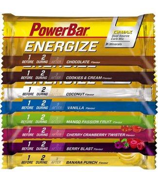 PowerBar PowerBar Energize Bar 55gram