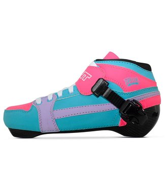 Bont Bont Pursuit Skeelerschoen Gamma/Blue/Pink/Purple