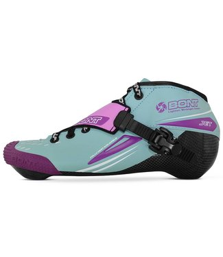 Bont Bont Jet Skeelerschoen Purple/Light Blue