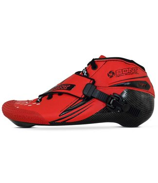 Bont Bont Jet Skeelerschoen Red/Black
