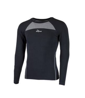 Rogelli Rogelli Core 2-Pack Long Sleeve Ondershirt
