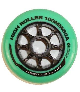 Bont Bont High Roller Wiel - Per Stuk 84mm 85A