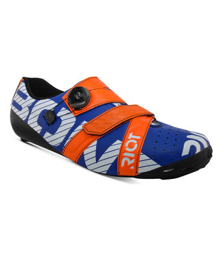 Bont Bont Riot Road+Boa Midnight/Mega Crimson