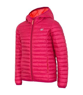 4F 4F Junior Pink Jacket Maat 158