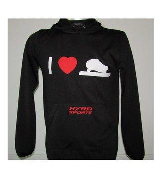 """Hyro Sports """"I Love"""" Sweater"""