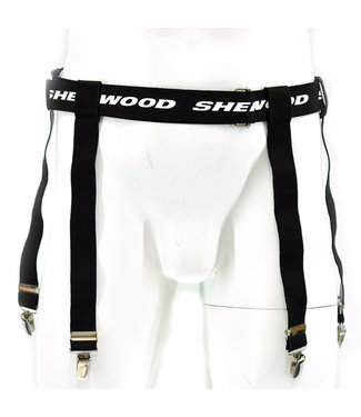 Sher-Wood Garter Belt Klipp Jarretels Senior