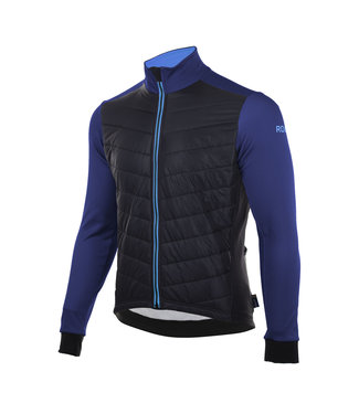 Rogelli Rogelli Element Winterjack Black/Blue