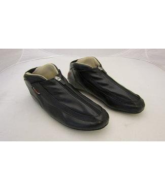 Evo Skate 2e Hands, Maat 40 Evo Helium Zwarte Schaatsschoen, Normale Leest