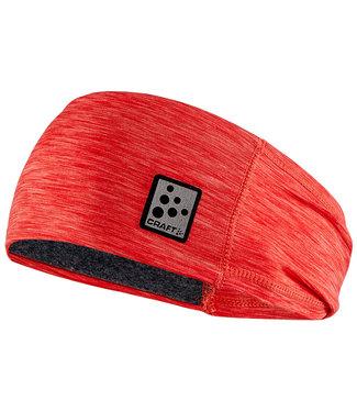 Craft Craft Microfleece Shaped Headband Trace Melange
