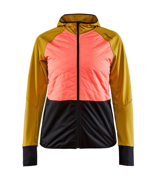Craft Craft ADV Warm Tech Jacket Women Sencha/Trace
