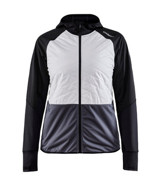 Craft Craft ADV Warm Tech Jacket Women Black/Ash