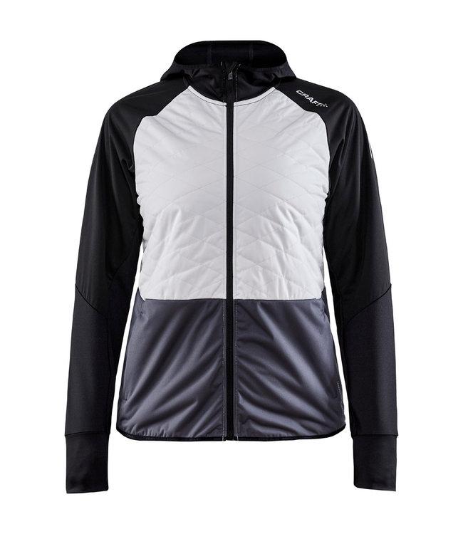 Craft Craft ADV Warm Tech Jacket Women Black/Ash